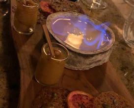 Dinner at Altura Restaurant