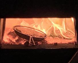 Dinner at Firedoor