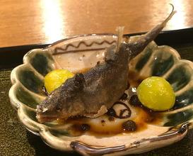 Dinner at おかもと