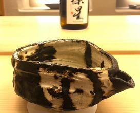 Dinner at 銀座 小十