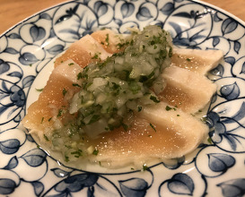Dinner at 鳥よし 赤坂店