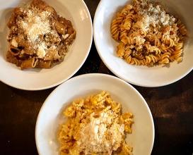Dinner at Il Corvo