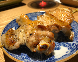 Breakfast at 焼鳥今井