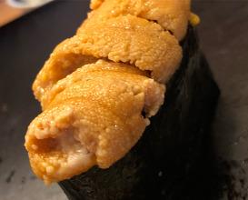 Dinner at Izumi