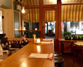 Dinner at Cafe De Klepel
