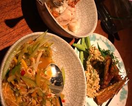 Dinner at Nham Restaurant