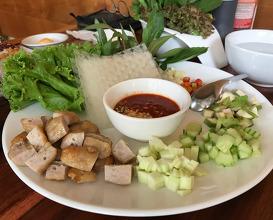 Dinner at Pho'ty Nine : เฝอตี้นาย - ร้านอาหารเวียดนาม at พระราม9
