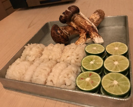 Dinner at Yakumo Saryo