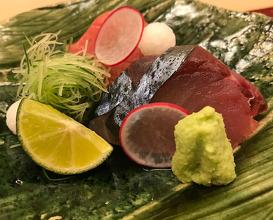 Dinner at Ginza Kojyu