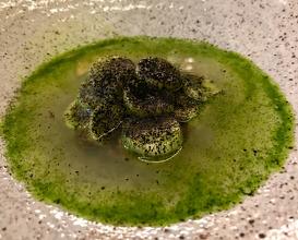 Dinner at Amaru Melbourne