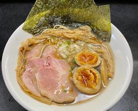 Lunch at Mendokoroharu (麺処 晴)