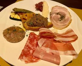 Dinner at La Trattoriaccia Roburone 1977 -ラ トラットリアッチャ-