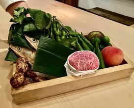 Dinner at 八雲茶寮