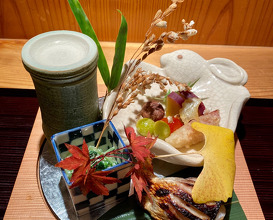 Hassun Japanese traditional foods