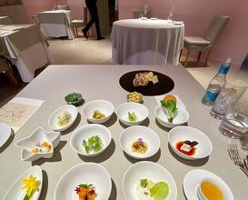 Dinner at Draft:Ristorante Piazza Duomo