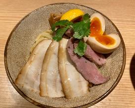 Lunch at MENSHO TOKYO
