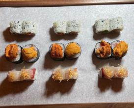 Dinner at Shuko