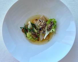 Dinner at La Madernassa