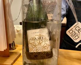 Lunch at スタンドシャン食-TOKYO新橋虎ノ門- Champagne & GYOZA BAR
