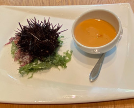 Lunch at 銀座シェ・トモ