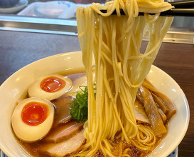 Lunch at Ramen Ajisai (らぁ麺 紫陽花)