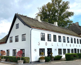 Dinner at Søllerød Kro