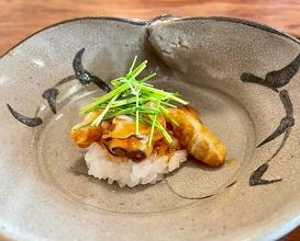 Dinner at 松川