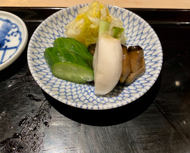 Dinner at niitome (にい留)