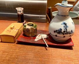 Lunch at Motoyoshi (天ぷら 元吉)