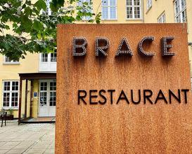 Dinner at Restaurant Brace