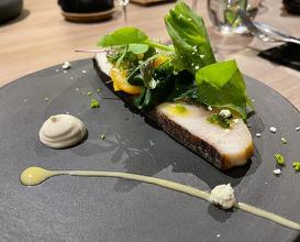 Dinner at レストランエンヌRestaurant N