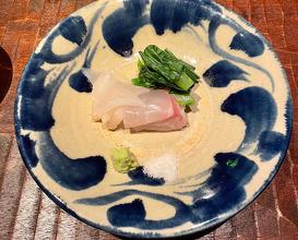 Dinner at Sensui (千翠)