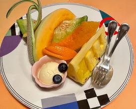 Lunch  at Sutekihausukicchinribon (ステーキハウス キッチンリボン)