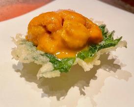 Dinner at 天ぷら 元吉