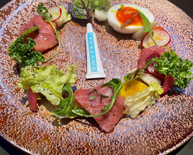 Dinner at Takazawa (タカザワ)