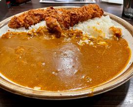 Dinner at CoCo Ichibanya