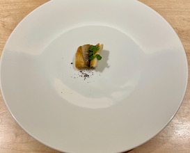 Dinner at Restaurant Toyo Tokyo