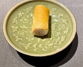 冬香春捲 Spring Rolle stuffed Matsuba Gani Crab