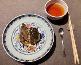醉大閘蟹 Shanghai Hairy Crab with Shaoxing rice wine