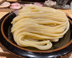 Dinner at 中華蕎麦 とみ田