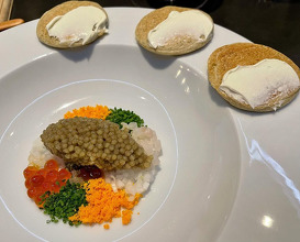 Dinner at Takazawa