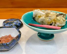 Dinner at 浪花