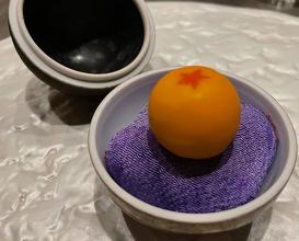 Dinner at Ode  オード