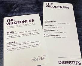 Dinner at Wilderness