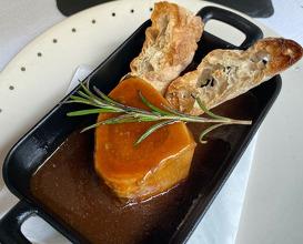 Lunch at Sacha Botilleria y Fogon