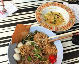 Dinner at גברת קוטייאו