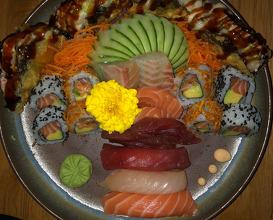 Dinner at Fu Sushi