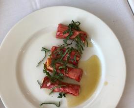Dinner at Uri Buri