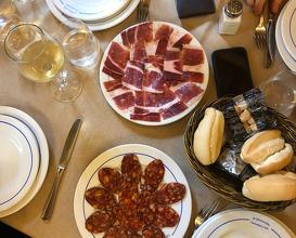 Dinner at El Rinconcillo