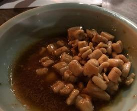 Dinner at Brut
